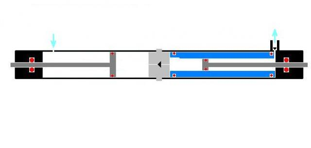 Синее: труба вставка.